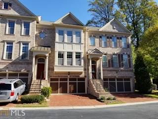 Townhouse for rent in 3683 E Paces Walk, Atlanta, GA, 30319