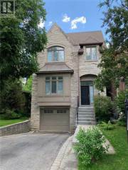 Single Family for rent in 1 JAINEY PL, Toronto, Ontario, M5M3S6