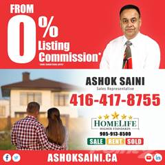 Residential Property for sale in 12 Nottingham Cres., Brampton, Ontario, L6S4G4