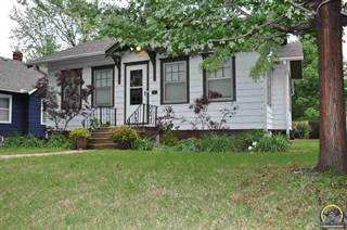 Single Family for sale in 236 SW Courtland AVE, Topeka, KS, 66606