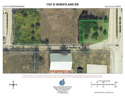 Commercial for sale in 1101 E Wheatland Road, Dallas, TX, 75241