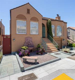 Residential Property for sale in 65 Upland DR, San Francisco, CA, 94127