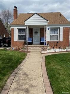 Residential Property for sale in 14600 Arlington Avenue, Allen Park, MI, 48101