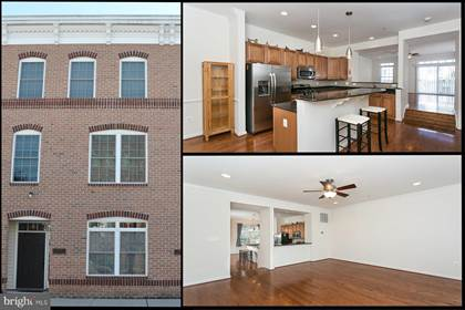 Residential Property for sale in 612 S GLOVER STREET, Baltimore City, MD, 21224
