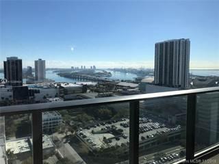 Condo for rent in 1600 NE 1st Avenue 2103, Miami, FL, 33132