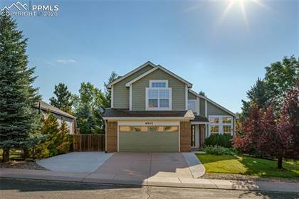 Residential for sale in 6945 Cotton Drive, Colorado Springs, CO, 80923