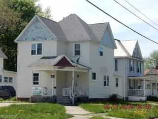 Multi-family Home for sale in 419 Jackson St, Conneaut, OH, 44030