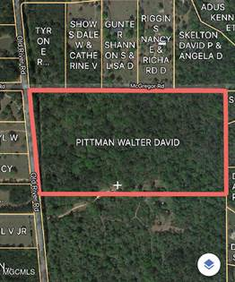 Lots And Land for sale in 0 Old River Rd, Vancleave, MS, 39565