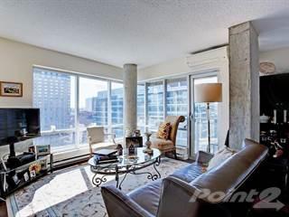 Residential Property for rent in 1009 Rue De Bleury, apt. 1707, Montreal, Quebec