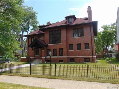 Residential Property for rent in 665 ATKINSON Street, Detroit, MI, 48202