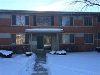 Condo for rent in 928 N ADAMS Road 8, Birmingham, MI, 48009