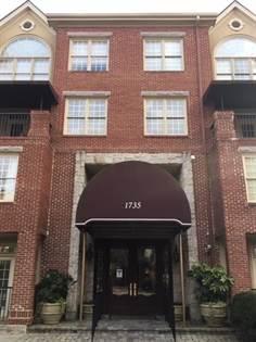 Residential Property for sale in 1735 Peachtree Street NE 526, Atlanta, GA, 30309