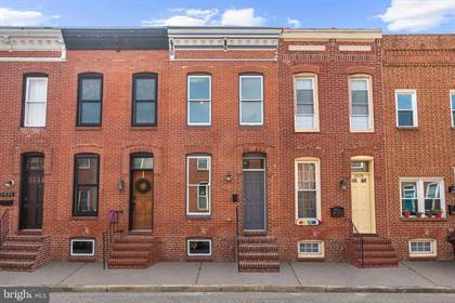 Residential Property for sale in 1430 RICHARDSON ST, Baltimore City, MD, 21230
