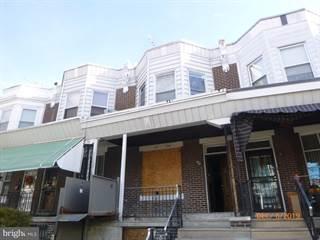 Townhouse for sale in 3823 N SMEDLEY STREET, Philadelphia, PA, 19140