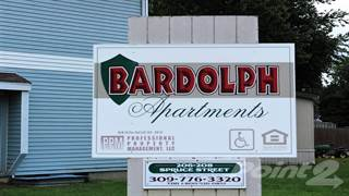 Apartment for rent in Bardolph Apts - 1 Bedroom, Bardolph, IL, 61416
