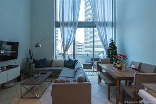 Condo for sale in 1050 Brickell Ave 1012, Miami, FL, 33131