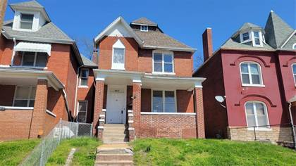 Residential Property for sale in 4317 Enright Avenue, Saint Louis, MO, 63108