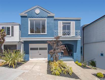Residential Property for sale in 62 Rockwood Court, San Francisco, CA, 94127