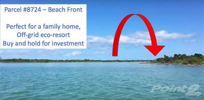 Residential Property for sale in Sunset View Subdivision - Beach Front on the West Coast, Ambergris Caye, Belize