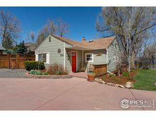 Single Family for sale in 1545 Norwood Ave, Boulder, CO, 80304