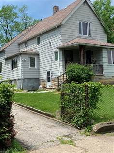 Residential Property for sale in 3408 East 140th St, Cleveland, OH, 44120