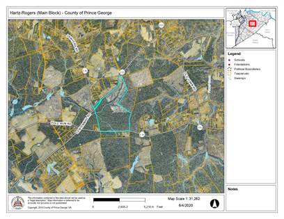 Lots And Land for sale in Hartz-Rogers (Main Block) - Timber Tract - Prince George VA, Prince George, VA, 23875