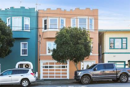 Residential Property for sale in 2645 San Jose AVE, San Francisco, CA, 94112