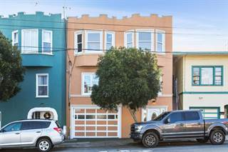 Single Family for sale in 2645 San Jose AVE, San Francisco, CA, 94112