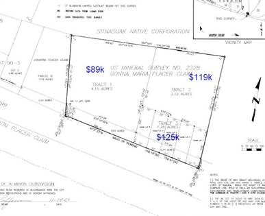 Lots And Land for sale in Donna Marie Tract 1, Nome, AK, 99762