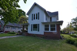 Single Family for sale in 502 S RANDOLPH Street, Macomb, IL, 61455