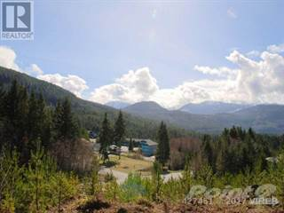 Land for sale in LTS 68-71 SCOUT LAKE ROAD, Gold River, British Columbia