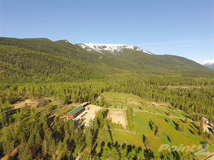 Farm And Agriculture for sale in 3054 HOULGRAVE ROAD, Fairmont Hot Springs, British Columbia