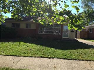 Single Family for sale in 7779 BANNER, Detroit, MI, 48209