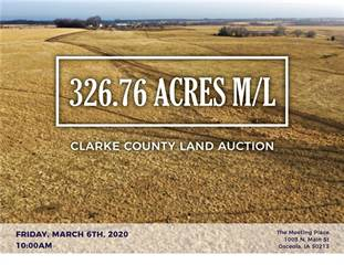Land for sale in 2564 Kendall Street, Osceola, IA, 50213