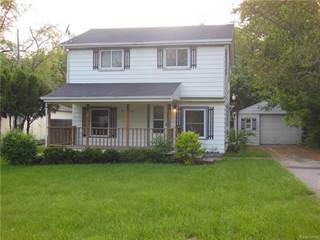 Single Family for sale in 1070 TECUMSEH Avenue, Waterford, MI, 48327
