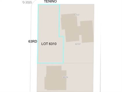 Lots And Land for sale in SE TENINO ST, Portland, OR, 97206