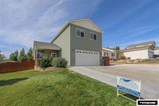 Single Family for sale in 3552 Trappers Trail, Casper, WY, 82604