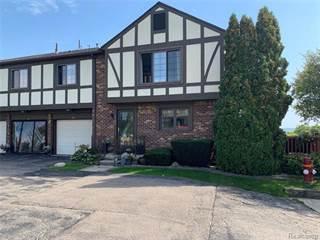 Condo for sale in 103 LAC STE CLAIRE Drive, St. Clair Shores, MI, 48082