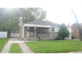 Single Family for rent in 321 CENTRAL Street, Inkster, MI, 48141