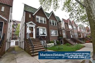 Residential Property for sale in 1859 East 29th Street , Brooklyn, NY, 11229