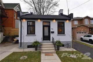 Single Family for sale in 63 RAY Street N, Hamilton, Ontario