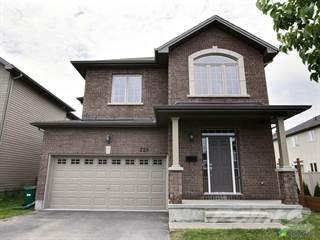 Residential Property for sale in 229 Joshua St, Ottawa, Ontario