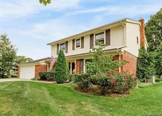 Single Family for sale in 36517 LADYWOOD Street, Livonia, MI, 48154