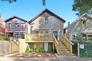 Single Family for sale in 1743 North Rockwell Street, Chicago, IL, 60647