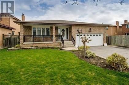 Single Family for rent in 2461 PRESIDENT BLVD Upper, Mississauga, Ontario, L5B3E7
