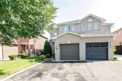 Residential Property for sale in 60 Saddletree Tr, Brampton, Ontario, L6X4M7