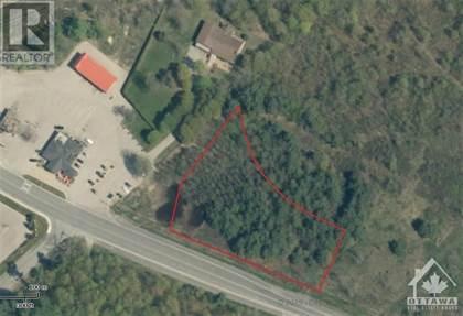Vacant Land for sale in 00 MADAWASKA BOULEVARD, Ottawa, Ontario