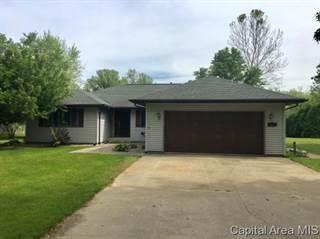 Single Family for sale in 5176 W. Divernon Rd, Auburn, IL, 62615