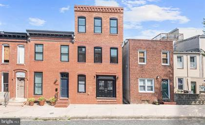 Residential Property for sale in 1445 RIVERSIDE AVE, Baltimore City, MD, 21230