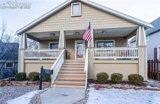 Single Family for rent in 2407 W Kiowa Street, Colorado Springs, CO, 80904